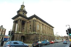 Burslem's Town Hall to be converted into million form centre for Haywood Academy 6th Form, Stoke On Trent, City Council, Town Hall, Barcelona Cathedral, Centre, Memories, London, Building