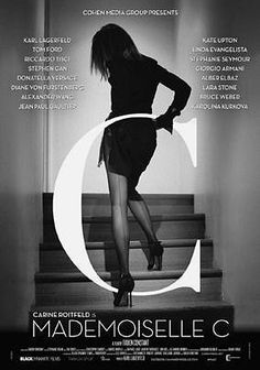 """Ms. Roitfeld announced her resignation in December 2010 after a decade at the helm, and Fabien Constant's whimsical documentary  """"Mademoiselle C,"""" very loosely follows her as she tries to start a new magazine, """"CR Fashion Book,"""" in New York. Karl Lagerfeld, Tom Ford and Kanye West all make appearances, and so does Ms. Roitfeld's own amateur footage of her table companions (including Beyoncé and James Franco) at the Metropolitan Museum of Art's Costume Institute Ball"""