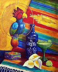Margaritaville  by Candy Mayer