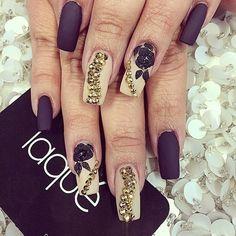 Image via We Heart It https://weheartit.com/entry/156839903/via/8261488 #nails #naildesign #nailjewels #naildecals #nailswag #3dnaildesigns.nailart