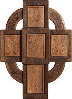 Поклонный крест Мининых. ИконаСегоДня