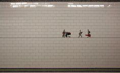New York Subway art