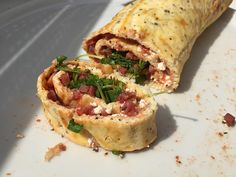 Low carb Rezepte: Low Carb Pizzarolle