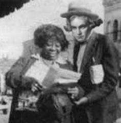 Happy birthday Ma Rainey, thanks for leading the way Roll Over, Beethoven: When Dylan Put Ma Rainey and Pa Beethoven in Bed Together