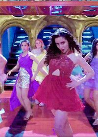Shraddha Kapoor in Baaghi << pinning because my cousin loves her