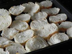 Pão francês de ontem vira torradinha saborosa de hoje | Dona Perfeitinha - Blog de dicas domésticas, reflexões para a vida & receitas