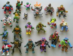 I preferred playing with my brothers tmnt toys over the dolls and barbies I got.