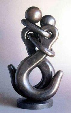 Welding Hook's together Art Work!