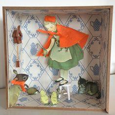 tiny tales dioramas