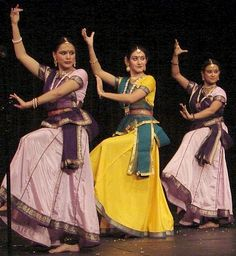 Kathak Dance'