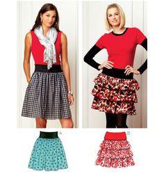 Skirts Kwik Sew 3744
