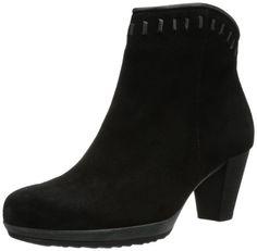746cb736ad8 Gabor Bassanio Leather Ladies Ankle Boots | Schoenen en tassen ...
