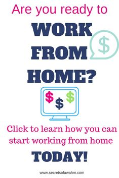 Excellent mom to be tips are offered on our internet site. look at this and you wont be sorry you did. Make Money Blogging, Make Money From Home, Way To Make Money, Make Money Online, Money Today, Money Tips, Work From Home Opportunities, Be Your Own Boss, Work From Home Moms