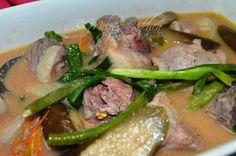 Mely's  kitchen: Pork Sinigang sa Bayabas