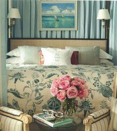 Peter Dunham #Carolina Irving Textiles