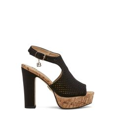 Laura Biagiotti Women Black Sandals. Laura BiagiottiSandali NeriScarpe  ItalianeSandali Da Donna 42e4e2a6fd8