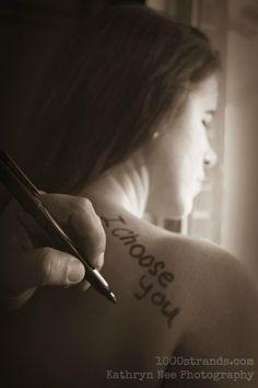 Writing the body
