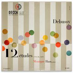 #yearofpattern decca record by erik nitsche