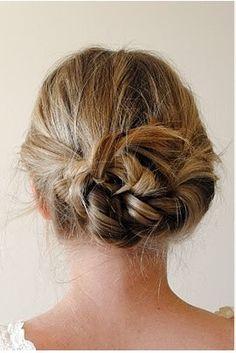 Maneiras que eu posso usar meu cabelo
