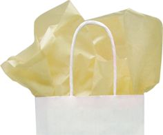SPRING - Special Order Tissue Light Yellow