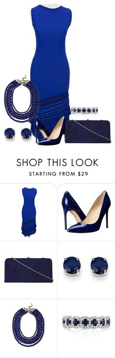 """""""Roberto Cavalli in royal and navy blue"""" by andrea-barbara-raemy on Polyvore featuring Mode, Roberto Cavalli, Ivanka Trump, Dorothy Perkins, Kevin Jewelers, BaubleBar und Mark Broumand"""