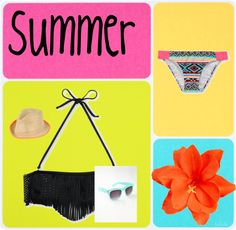 Beach Time, created by kailan-white on Polyvore