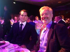 Congratulations to @RMCTF fundraising team shortlisted for IOF Fundraising award - celebrating with @HenryCavillNews