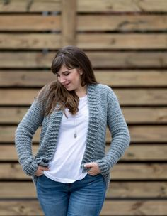 If you've been looking for your go-to simple, easy to crochet cardigan – the Everyday Crochet Cardigan is for you! It's really beginner friendly, construction is a piece of cake, and you'll be warm and cozy in no time at all. (More talk about this cardigan below the pattern – just keep scrolling!) Grab theRead More