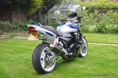 View ravenclaw's photo of a 2005 Suzuki GSX Uploaded on Photo number Custom Street Bikes, Suzuki Gsx, Classic Bikes, Kawasaki Ninja, Cars And Motorcycles, Motorbikes, Racing, Vehicles, Katana
