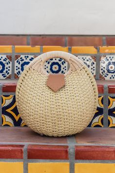 Basket Bag, Straw Bag, Shells, My Style, Fabric, Bags, Products, Conch Shells, Tejido