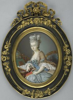 Marie Antoinette . Louis Cournerie. Wallace Collection .London