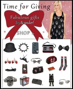 Looking for a frugal holiday? We have many many MANY gifts for $15 and under! Check them out at all Sidecca store locations and Sidecca.com!
