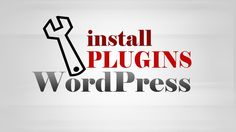 How to install #Plugins in #WordPress