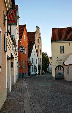 Visbygata, Gotland