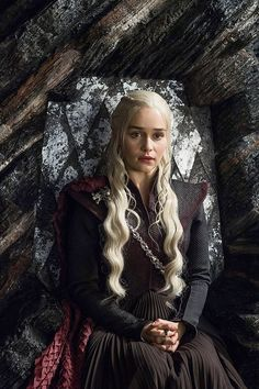 Queen Daenerys Targaryen (GoT S7)