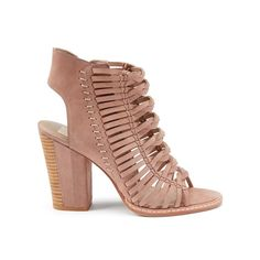 **janessa- these are a bit edgy for me (w/a higher heel than I usually wear) but they are beautiful! Love a nude colored shoe to elongate my legs