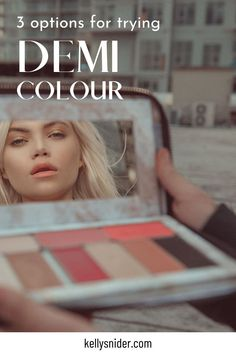 Have you heard about Demi Colour from Seint and you aren't sure what it is, or how it works? Check out this free post where we break down what you need to know about how to use Demi Colour and 3 tips for trying it out. Your go to source for Seint makeup, you won't want to miss this important breakdown of how to get the natural look with your makeup. Simple Everyday Makeup, Everyday Makeup Routine, Daily Beauty Routine, Simple Makeup, Beauty Routines, Easy Makeup Tutorial, Makeup Tutorial For Beginners, Beauty Tips For Hair, Diy Beauty