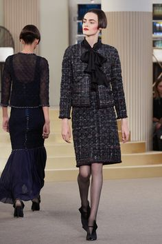 Chanel - FALL-WINTER 2015/16 HAUTE COUTURE SHOW
