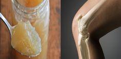 Les médecins sont étonnés par cette recette qui renforce et restaure les os des genoux et des articulations !