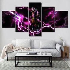 Battle Royale, 3d Painting, Royals, Canvas, Prints, Garden, Home Decor, Self, Tela