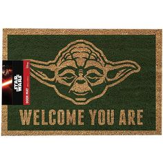 Welcome You Are - Ovimatto - Star Wars