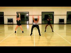 This guy is everything! Ridiculously FUN ways to do cardio with current hip hop/pop hits!