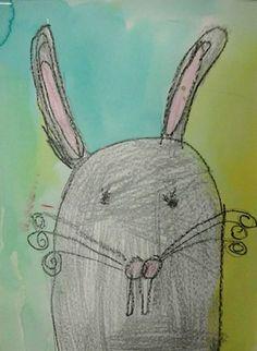 Kindergarten Bunny