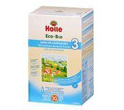 -10% DTO. Leche Continuación Ecológica (+10 meses) Holle - Ecologgi.com