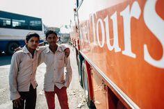 Rundreise durch den Bundesstaat Gujarat in Indien. Reiseblog von Marion und Daniel.