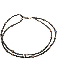 CATHERINE MICHIELS - Matteo mixed bead necklace