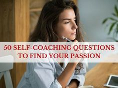 Self-Coaching Questions To Help You Find Your Passion Ask yourself these 50 questions to help you discover your life passion and purpose.Ask yourself these 50 questions to help you discover your life passion and purpose. Self Development, Personal Development, Leadership Development, Discover Yourself, Finding Yourself, Life Coaching Tools, Coaching Quotes, Teamwork Quotes, Leader Quotes