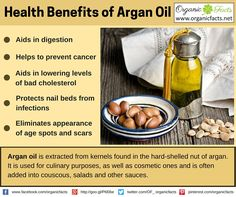 Some of the most important health benefits of argan oil include its ability to treat cancer, slow aging and improve skin health. Read more