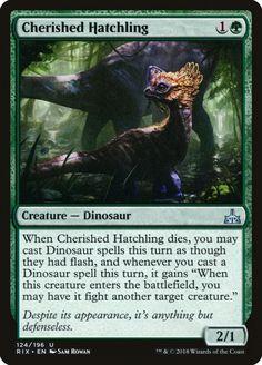 Core Set 2019 Gigantosaurus x1 NM-Mint English Magic Mtg M:tG
