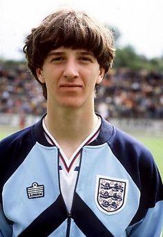 John Pearson England U-18 1981